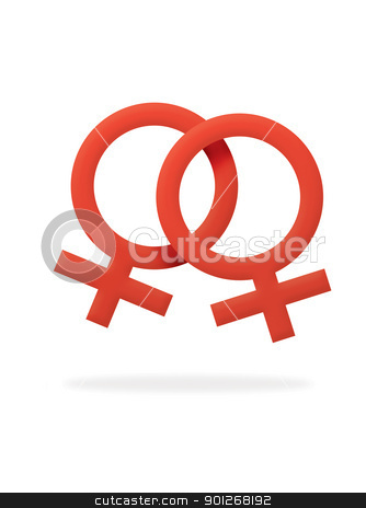 Female gay icon stock photo, Female gay icon by Lasse Kristensen@gmail.com