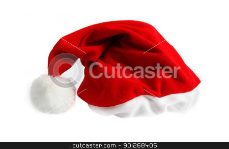 Santa hat stock photo, Christmas santa's hat by Lasse Kristensen@gmail.com