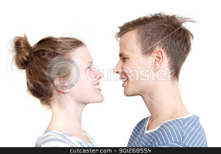 A couple stock photo, A romantic couple by Lasse Kristensen@gmail.com