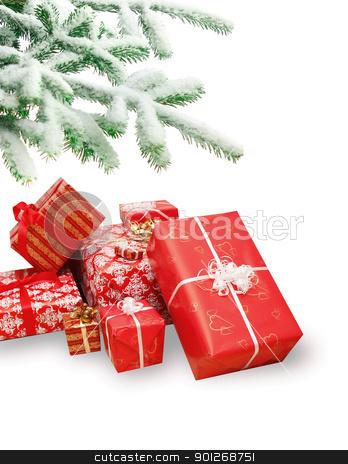 Christmas tree stock photo, Christmas tree by Lasse Kristensen@gmail.com