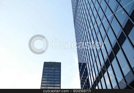 Skyscraper stock photo, Skyscraper by Lasse Kristensen@gmail.com