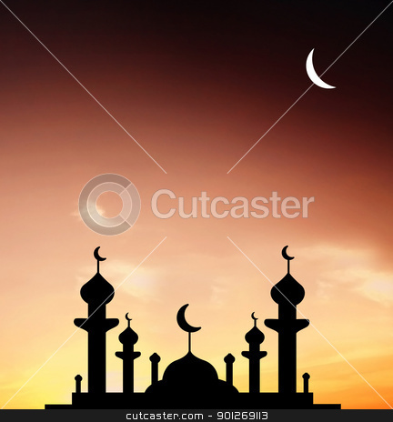 Mosque stock photo, Mosque by Lasse Kristensen@gmail.com