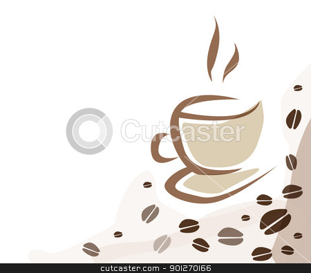 Coffee cup stock photo, Coffee cup by Lasse Kristensen@gmail.com