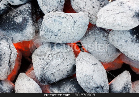 Closeup of charcoal stock photo, Charcoal by Lasse Kristensen@gmail.com