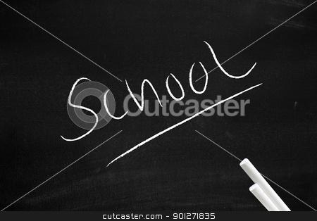 School stock photo, School by Lasse Kristensen@gmail.com
