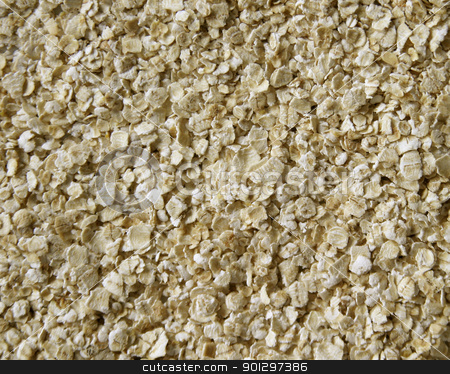 Oatmeal Texture stock photo, Oatmeal texture background image by Tyler Olson