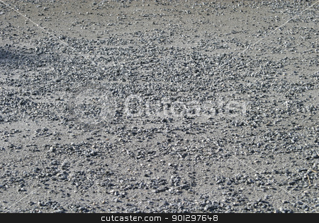 Gravel Texture stock photo, Small Gravel texture background image by Tyler Olson