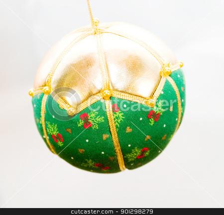 Christmas Tree Decoration stock photo, Vintage christmas tree decoration by Tyler Olson