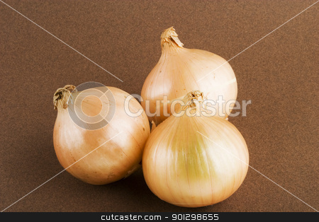 Onion stock photo, Onions on a dark background by Tyler Olson