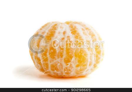 Naked Orange stock photo, an orange without it's skin by Tyler Olson