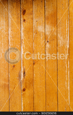 Wood Texture stock photo, An old worn out hardwood floor texture background image by Tyler Olson