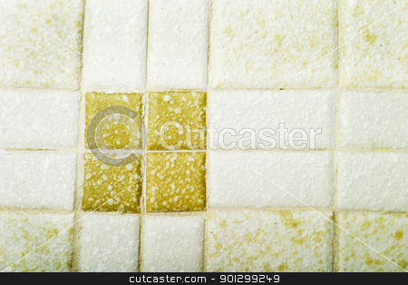 Bathroom Tile stock photo, Bathroom tile background image by Tyler Olson