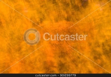 Wild Orange Abstract stock photo, A wild orange abstract image - grunge or fire. by Tyler Olson