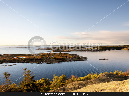 Ocean Landscape stock photo, Coastal Landsacpe by Tyler Olson