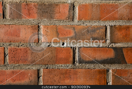 Brick Texture stock photo, Very detailed brick texture - background surface by Tyler Olson