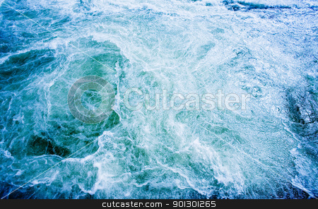 Water Background stock photo, A bubbling water background abstract by Tyler Olson