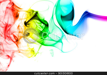 Smoke Background stock photo, A flowing smoke background by Tyler Olson