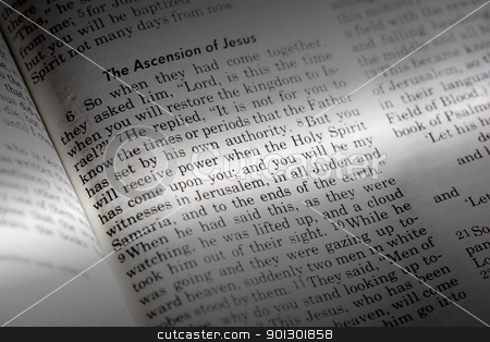 Acts 1:8 stock photo, Acts 1:8 - a popular passage in the Christian New Testament by Tyler Olson