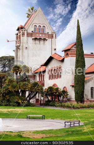 San Jose University stock photo, San Jose University in California by Tyler Olson
