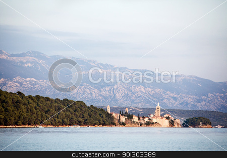 Croatia Landscape stock photo, A nature landscape of Rab, Croatia by Tyler Olson