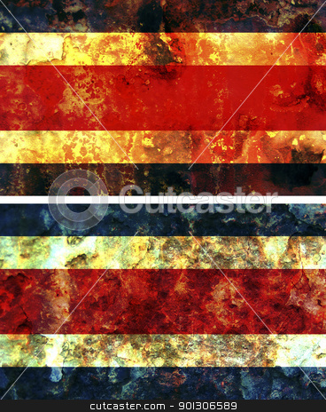 costa rica flags stock photo, some very old grunge flag of costa rica by michal812