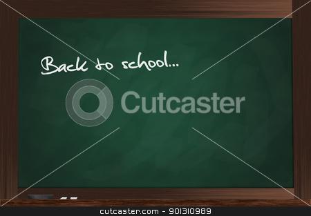 Green Chalkboard stock photo, chalkboard, green, school, learn, autumn, back, black, blackboard, board, chalk, chalkboard, class, classroom, elementary, fall, learn, learning, lesson, lessons, primary, school, seasonal, study, teach, teaching by ruigsantos