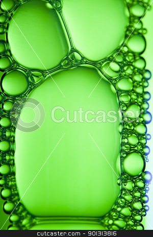 Bubbles water stock photo, Water is the most important element for all lives on the Earth. by Sebastian Duda