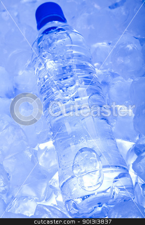 Ice drink stock photo, Water is the most important element for all lives on the Earth. by Sebastian Duda