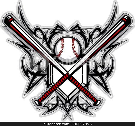 baseball softball bats tribal graphic vector image stock baseball player clipart black and white baseball player clipart black and white