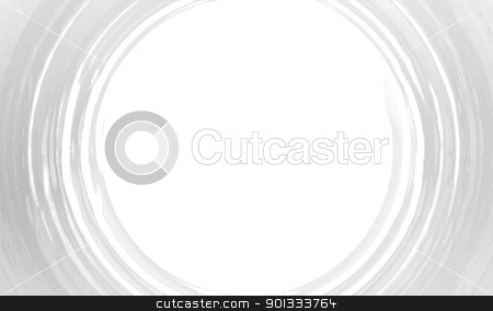 Circular gray streaks as the background stock photo, Circular gray streaks with white center as background by LiborF