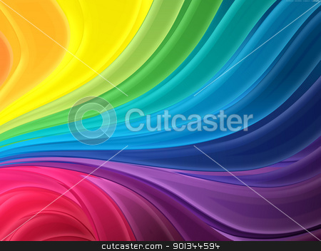 abstract rainbow background stock photo, abstract rainbow background by shopresell