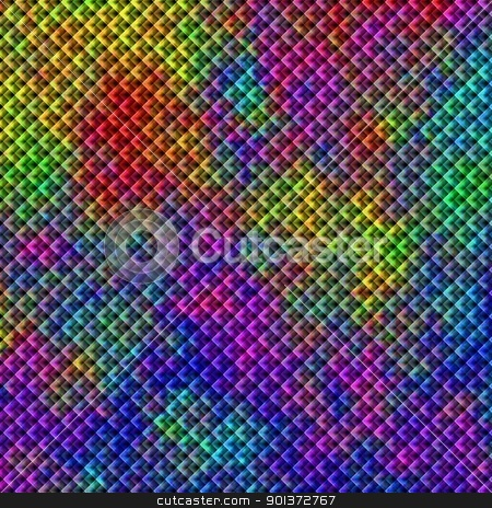 kaleidoscope stock photo, Abstract kaleidoscope background wallpaper or backdrop by Henrik Lehnerer