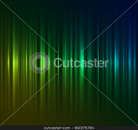 Colorful abstract background  stock vector clipart, Colorful abstract background with vertical stripes  by orson