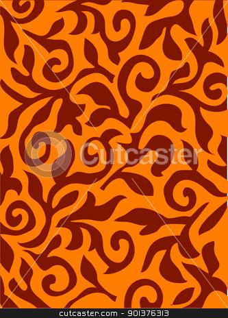 Vector texture - pattern stock vector clipart, Vector texture - pattern by orson