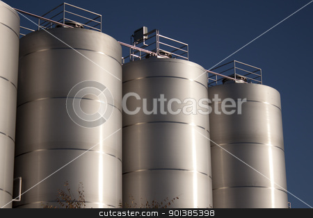 Factory for Industrial Manufacturing stock photo, Factory for Industrial Manufacturing by Jeremy Baumann