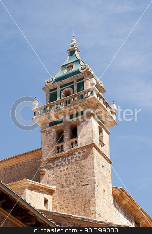 Valldemossa Charterhouse stock photo, The Valldemossa Charterhouse (Spanish: Real Cartuja de Valldemossa, translatable as: Royal Carthusian Monastery of Valldemossa) is a former Carthusian monastery in Valldemossa, Majorca by Valentyna Chukhlyebova