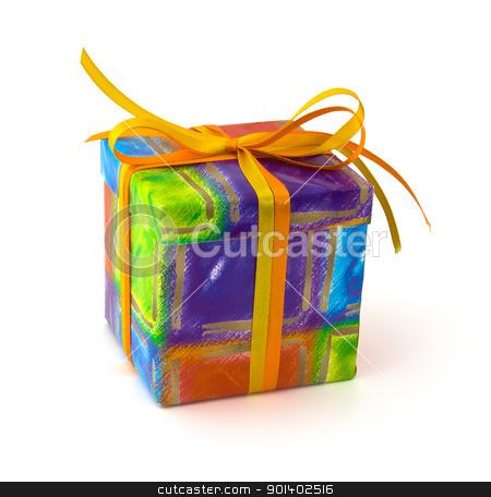 Gift box stock photo, Gift box by vtorous