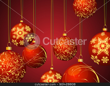 Christmas Background stock photo, Christmas Background by sutike