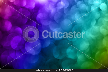 abstract blurred circles  stock photo, abstract blurred circles on a colorful background  by sutike