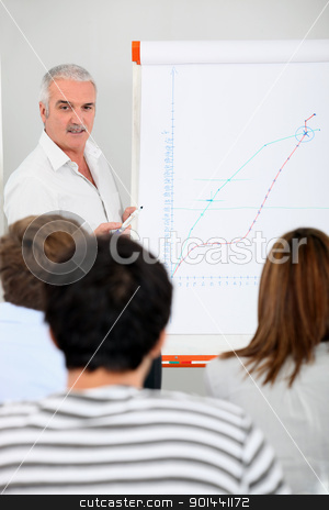 Graph stock photo, Graph by photography33