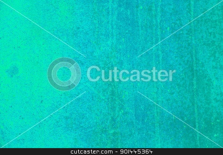 Cyan background stock photo, Cyan background on mold surface. by Primus