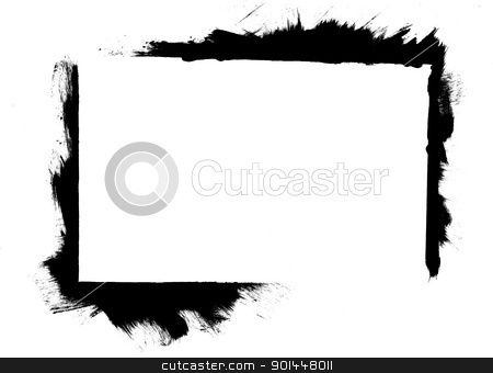 High resolution grunge frame stock photo, a very detailed grunge frame. great for any project. by Jeremy Baumann