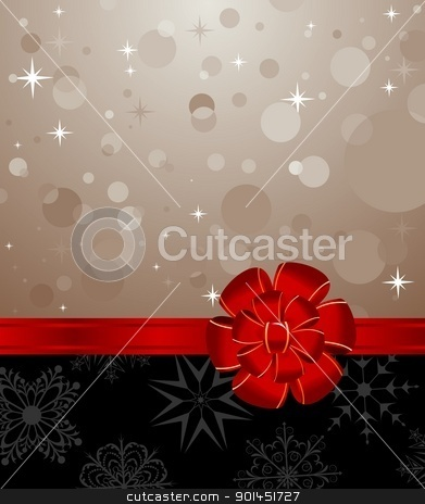 Christmas background with set balls for holiday design stock vector clipart, Illustration Christmas background with set balls for holiday design - vector by -=Mad Dog=-