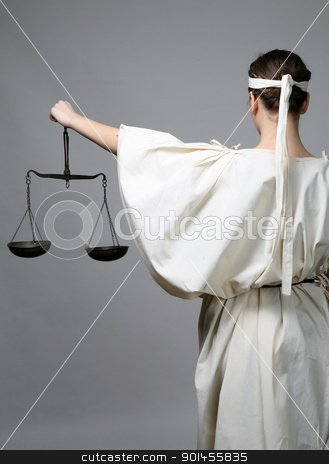 Lady Justice stock photo, Lady Justice by Zvonimir Atletic