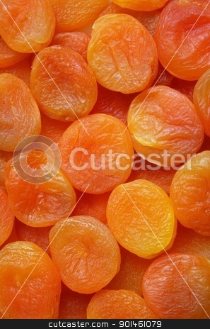 Dry apricots as background stock photo, Dry apricots can use as background by Morozova Oxana