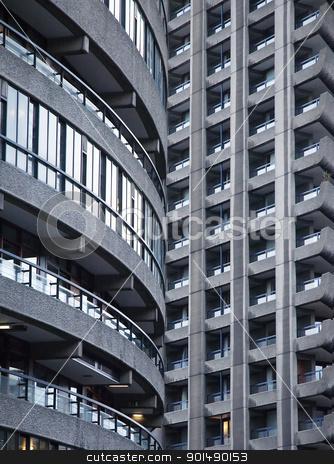 Barbican, London stock photo, architecture of London by Tomek Węgrzynek