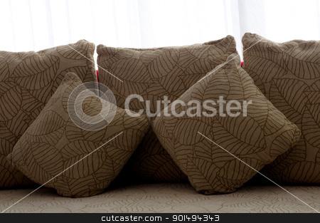 sofa stock photo, sofa by Komkrit Muangchan