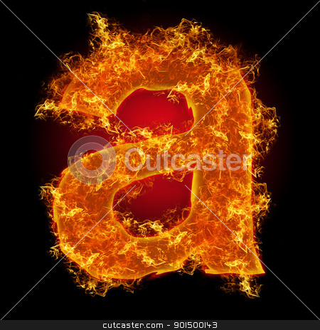 Fire small letter