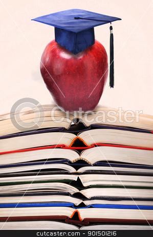 School stock photo, College and graduation . by WScott