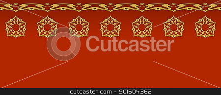 christmas border stock photo, An image of a nice christmas border by Markus Gann